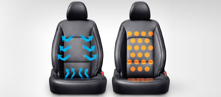 Ventilated Seats
